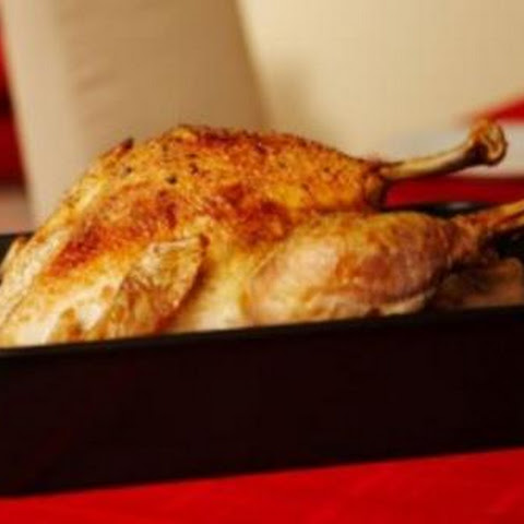 Honey Basted Roast Turkey