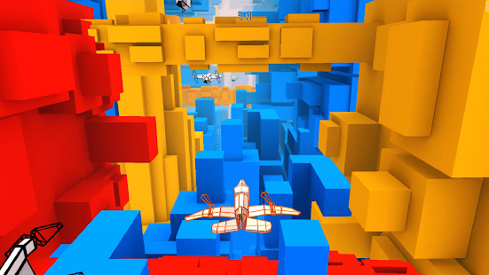 Voxel Fly VR Screenshot