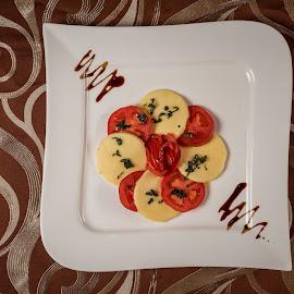 Food by Ewald Gruescu - Food & Drink Plated Food ( nikon, sigma, gruescu, ewald, foodporn, restaurant, timisoara, plate, tomato, food, photography )