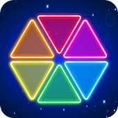 Game Hexa Block Puzzle apk for kindle fire