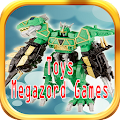 Game Toys Megazord Puzzle Games APK for Windows Phone