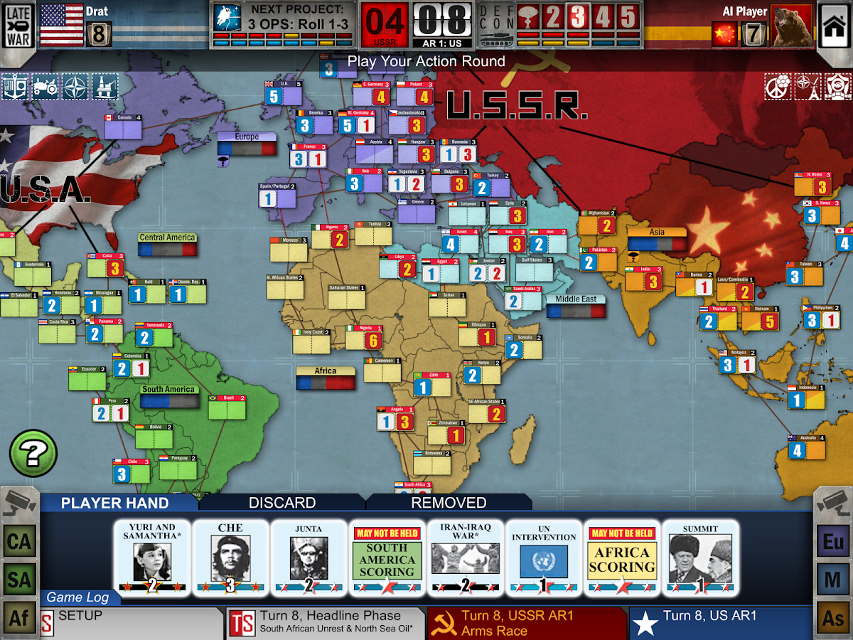 Twilight Struggle 이미지[5]