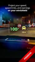Screenshot of Speed Cameras & Traffic Sygic