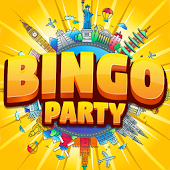 Bingo Party - Free Bingo Mania & Pop Games Icon