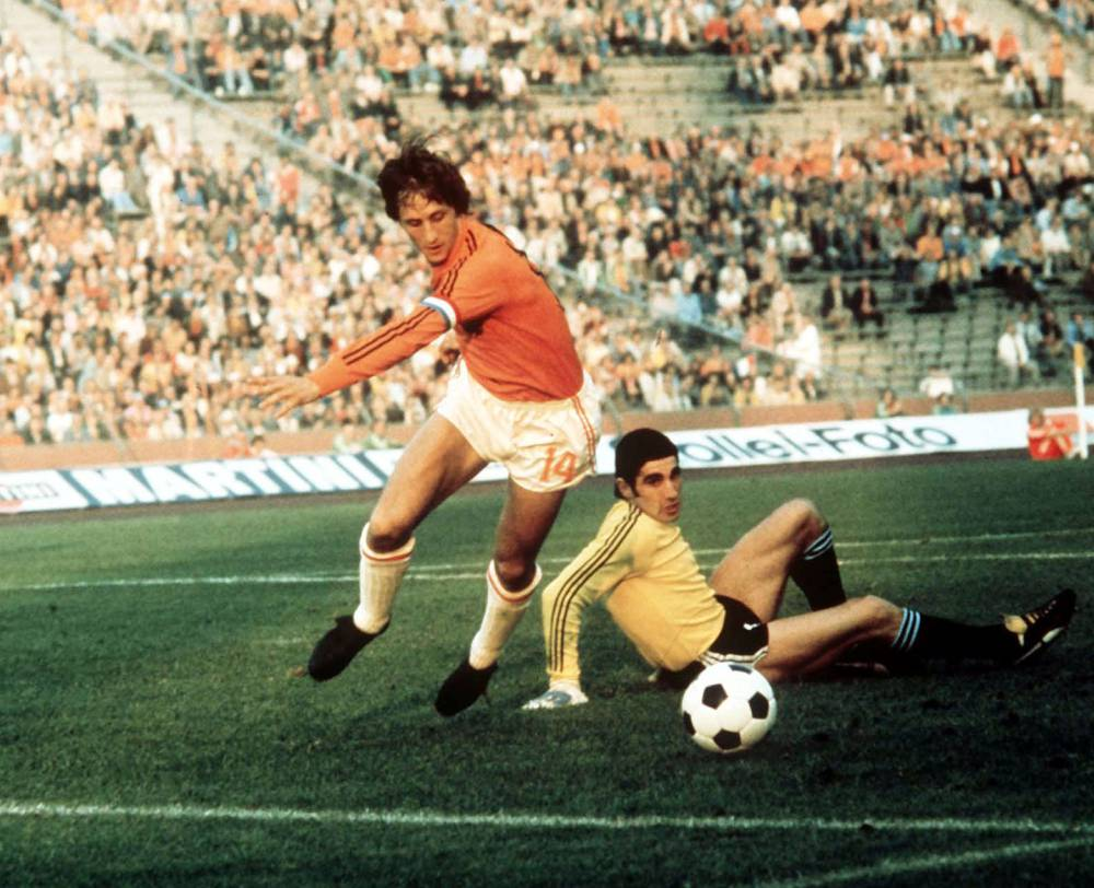 RIP Johan Cruyff: A true football genius