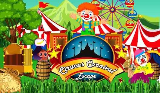 Circus Carnival Escape- screenshot thumbnail