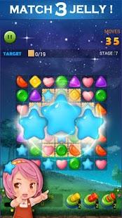 Free Jelly Star Night APK for Windows 8