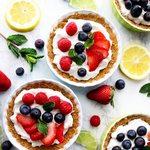 Easy Spring Mini Fruit Tarts
