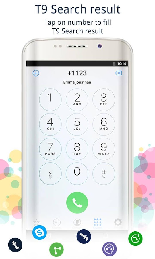 Caller Screen Dialer Pro Screenshot 4