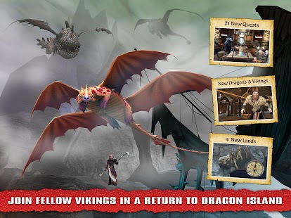 School of Dragons for Lollipop - Android 5.0