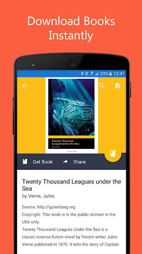 50000 Free eBooks & Free AudioBooks screenshot 2