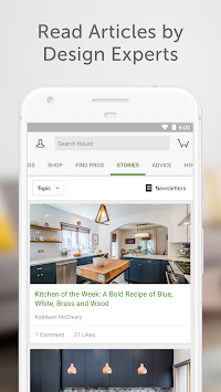 Houzz Interior Design Ideas APK screenshot thumbnail 7