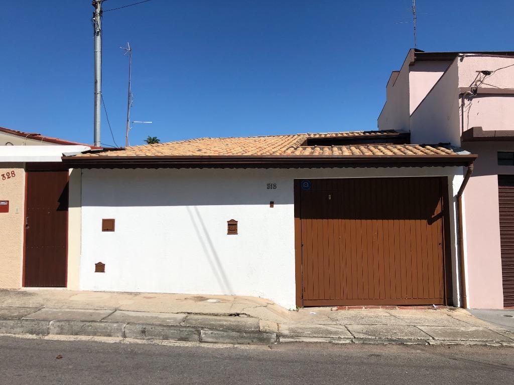 Casa com 2 dormitórios para alugar, 117 m² - Parque União - Jundiaí/SP