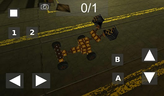 Game Rusty Sandbox APK for Kindle