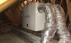 Vent-Axia unit installation