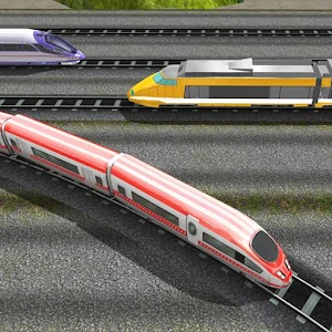 Euro Train Simulator 3D For PC (Windows & MAC)