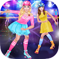 Game Roller Skate Chics: Girls Date APK for Kindle