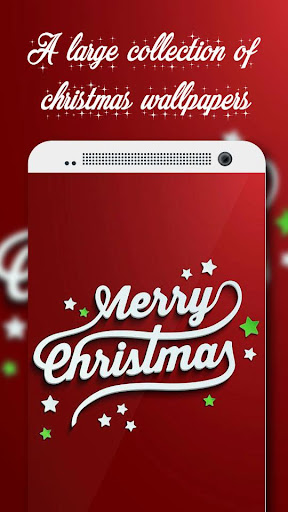 Christmas backgrounds - Santa Claus wallpapers screenshot 1