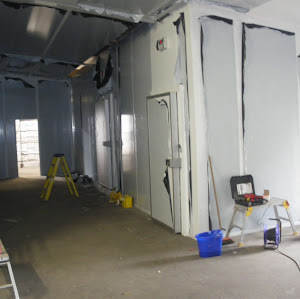 Cold Store Construction : A McGillivray Electrical & Refrigeration UK