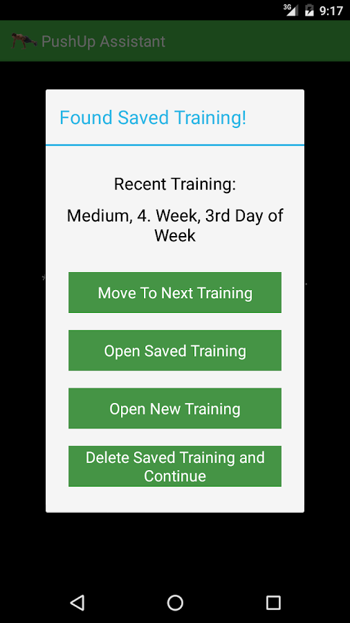PushUp Assistant Ad-Free Screenshot 3
