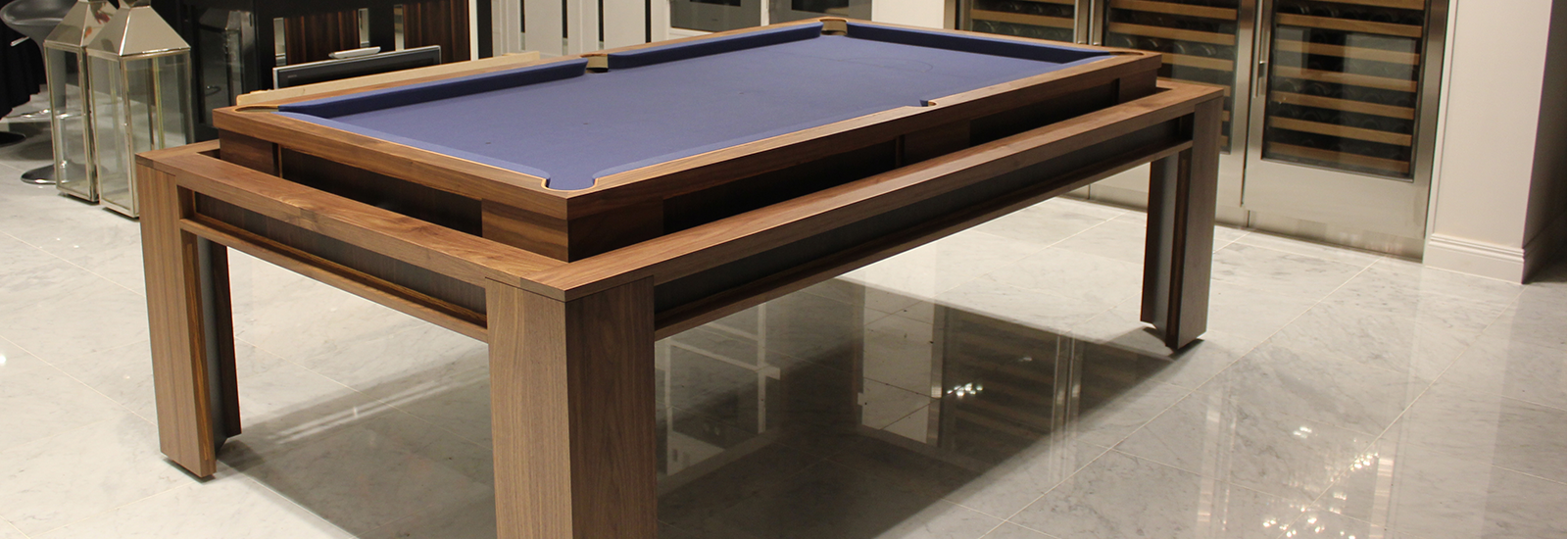The Lingfield Rollover Pool/Dining Table