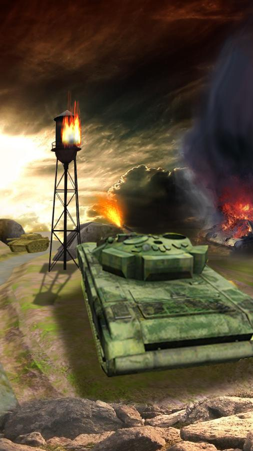 Clash of Tanks Screenshot 0