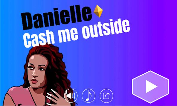 Danielle Bregoli is BHAD BHABIE - Game apk screenshot