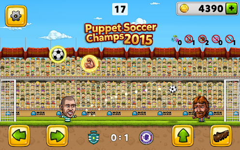 Download Full Puppet Soccer Champions 2015 1.0 APK