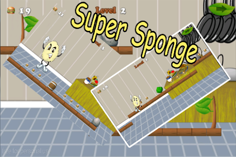 Super Sponge Adventure - screenshot
