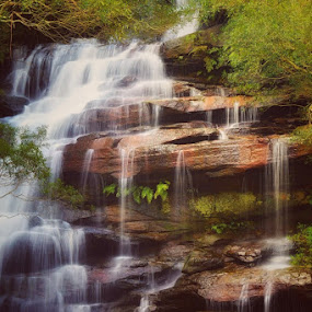 Tumble down by Amanda Daly - Novices Only Landscapes