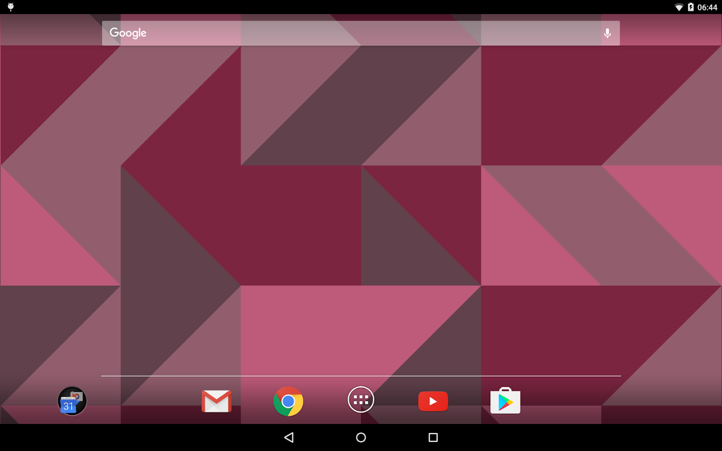 Triangles Live Wallpaper Screenshot 10