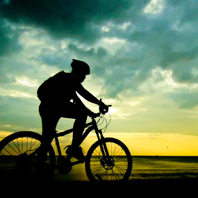Where To Go? by Muhamad Edy Abdul Kasim - Sports & Fitness Cycling