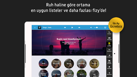 Download Android App fizy Müzik & Video for Samsung