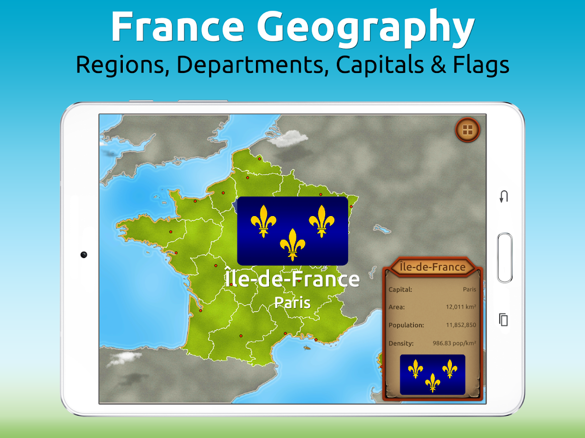 GeoExpert - France Geography Screenshot 5
