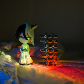 Anime by Hendra De Strijders - Artistic Objects Toys