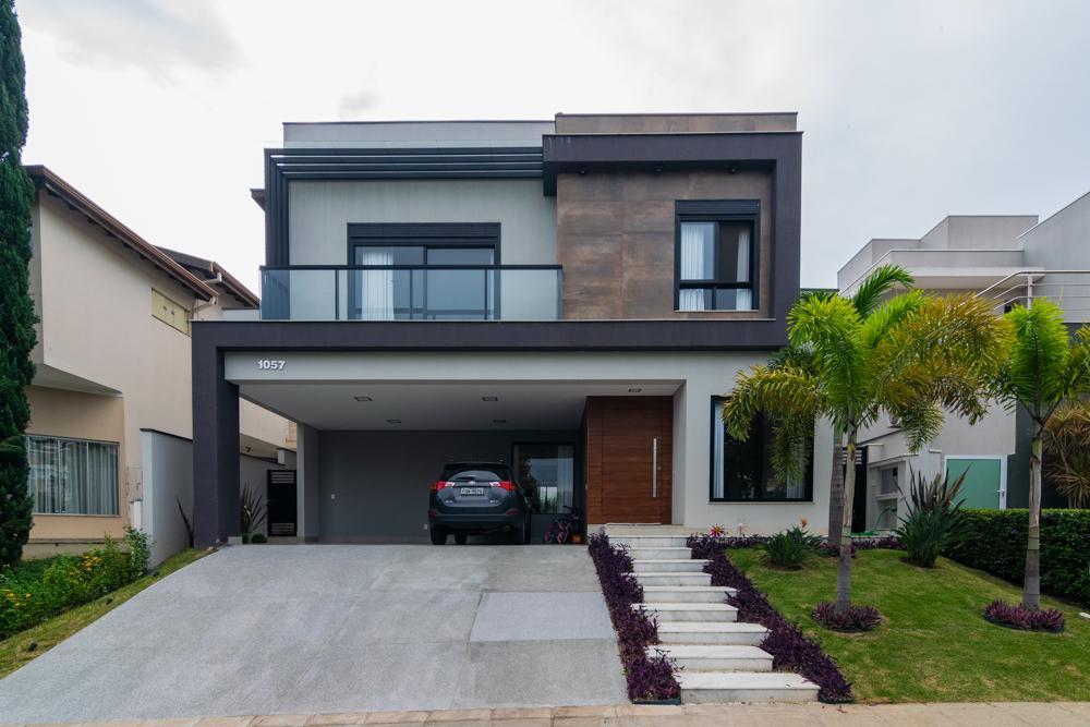 Belíssima casa de 402 m², com 4 suítes, totalmente mobiliada no Jardim Vila Paradiso - Indaiatuba/SP