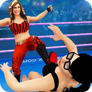 Bad Girls Wrestling 2019: Hell Ring Women Fighting For PC / Windows 7/8/10 / Mac – Free Download