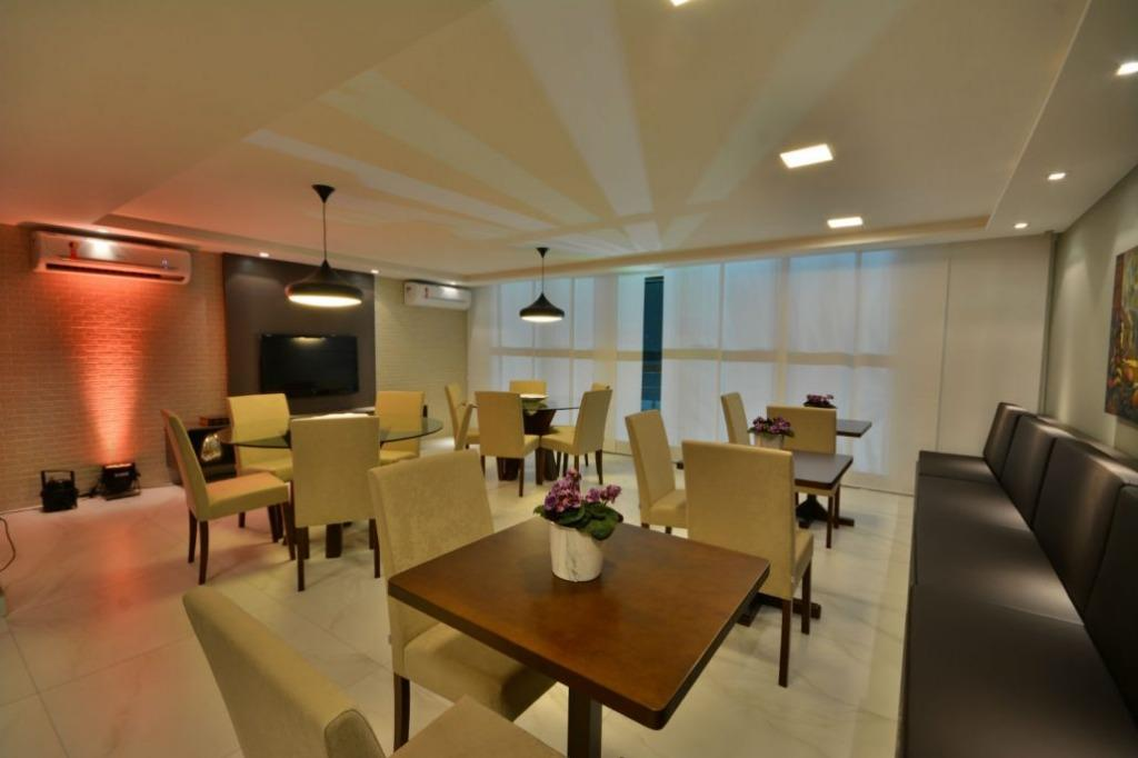Apartamento à venda, 150 m² por R$ 850.000 - Manaíra - João Pessoa/PB