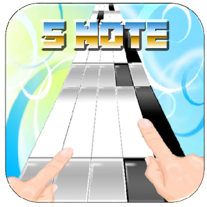 Piano Tiles 5 Note