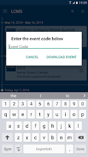 LC Mobile Summit 2016 - screenshot
