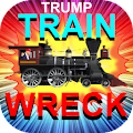 Free app TRUMP TRAIN WRECK!! Tablet