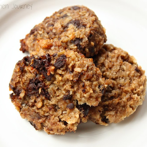 Healthy Oatmeal Cholate Chip Cookies