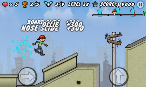 Skater Boy screenshot 7