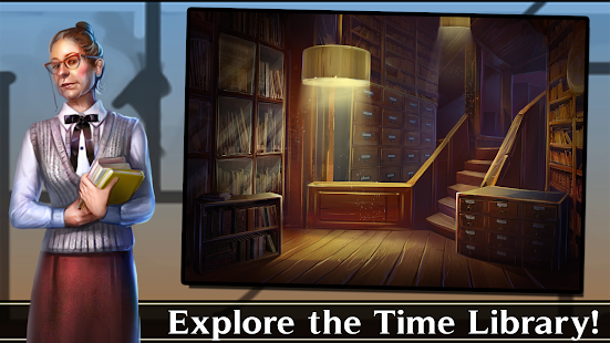 Adventure Escape: Time Library- screenshot thumbnail