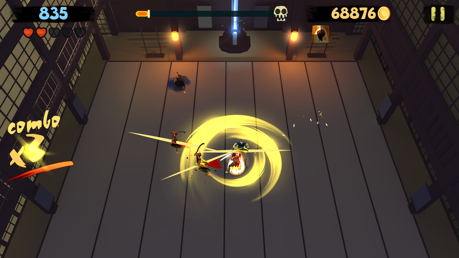 Sword of Justice: hack & slash Screenshot 3