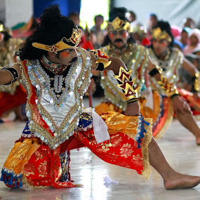 Traditional Dance by Harry Cahyono - News & Events World Events