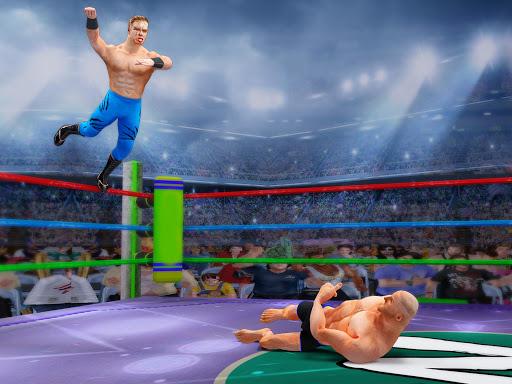 World Wrestling Revolution War screenshot 11