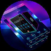 App Neon 3D Next Launcher Theme APK for Kindle
