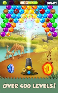 Africa Pop Bubble Shooter- screenshot thumbnail