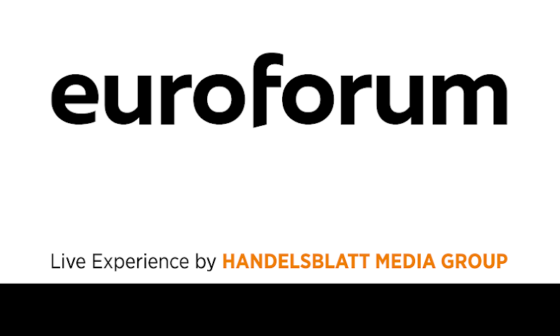 EUROFORUM Event App Screenshot